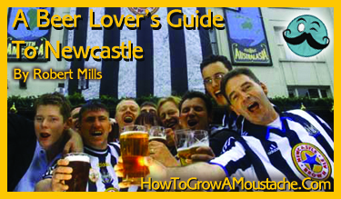 A Beer Lovers Guide To Newcastle header