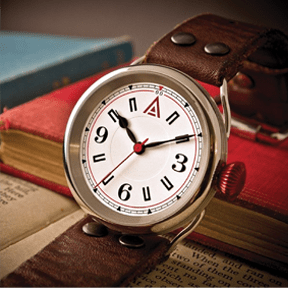 Original Time: An Interview with Watchmaker W.T.Author