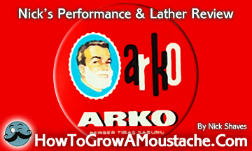 Nick's Performance & Lather Review Of Arco