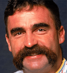 Famous Moustaches in Recent Australian History