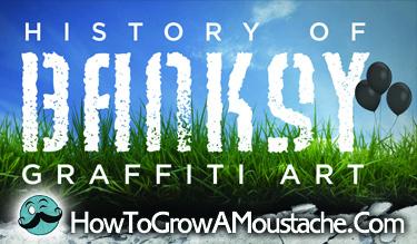 History of Banksy Graffiti Art