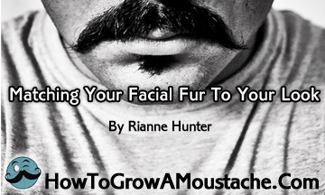 Matching Your Facial Fur To Your Look