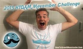 2015 HTGAM Movember Challenge