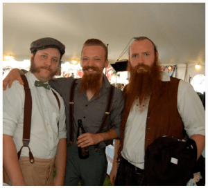 Prost and Problems: How I Nearly Botched the 2013 Germanfest Beard Competition