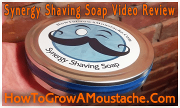 Synergy Shaving Soap Video Review