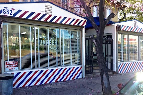 Barber essay