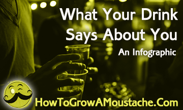 What Your Drink Says About You (Infographic)