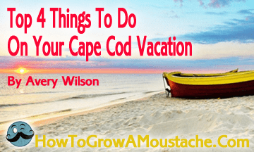 Top 4 Things To Do On Your Cape Cod Vacation