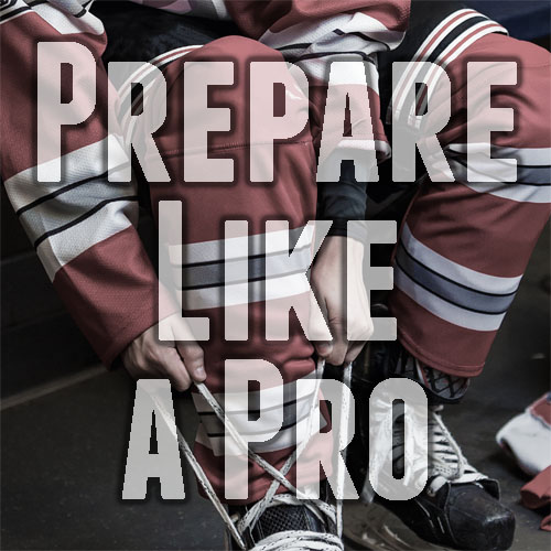 Pre-Game Preparation for Hockey Players