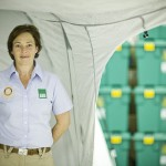 Sally Grint, ShelterBox