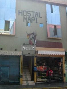 Hostal Mapi in Trujillo