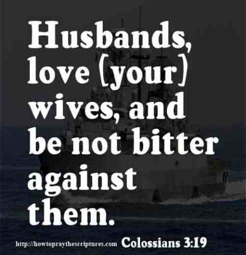 inspirational bible verse about family