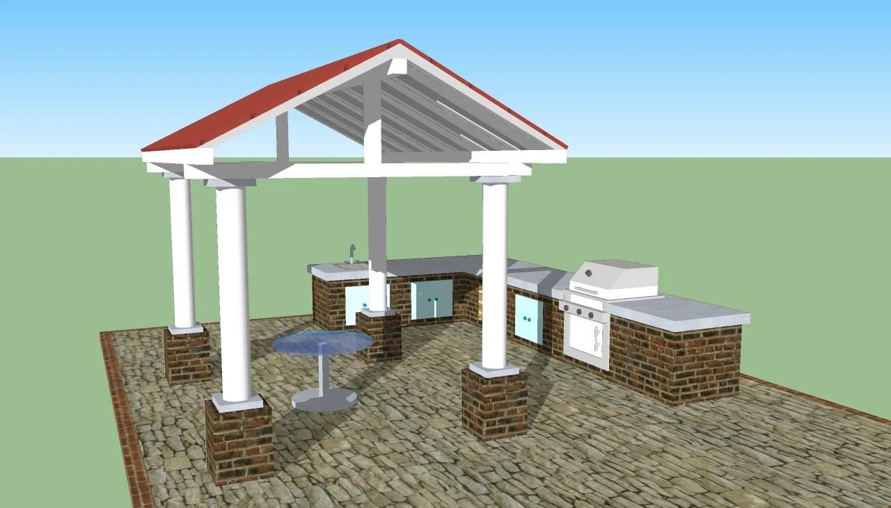 outdoor kitchen plans outdoor kitchen ideas Outdoor kitchen designs