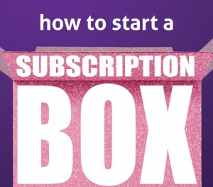 Subscription Box Consulting