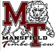Mansfield Timberview logo