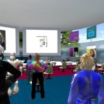 Transhumanist Avatars Storm Second Life