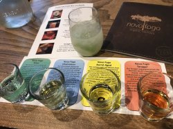 Amusing Novo Fogo Organic Cachaa Visits Fargo Plains On Monday I Had A Opportunity To Learn More About Distilled Directly From Founder One Founder