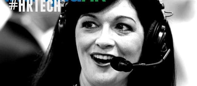 Sarah Brennan: LIVE at #HRTechConf