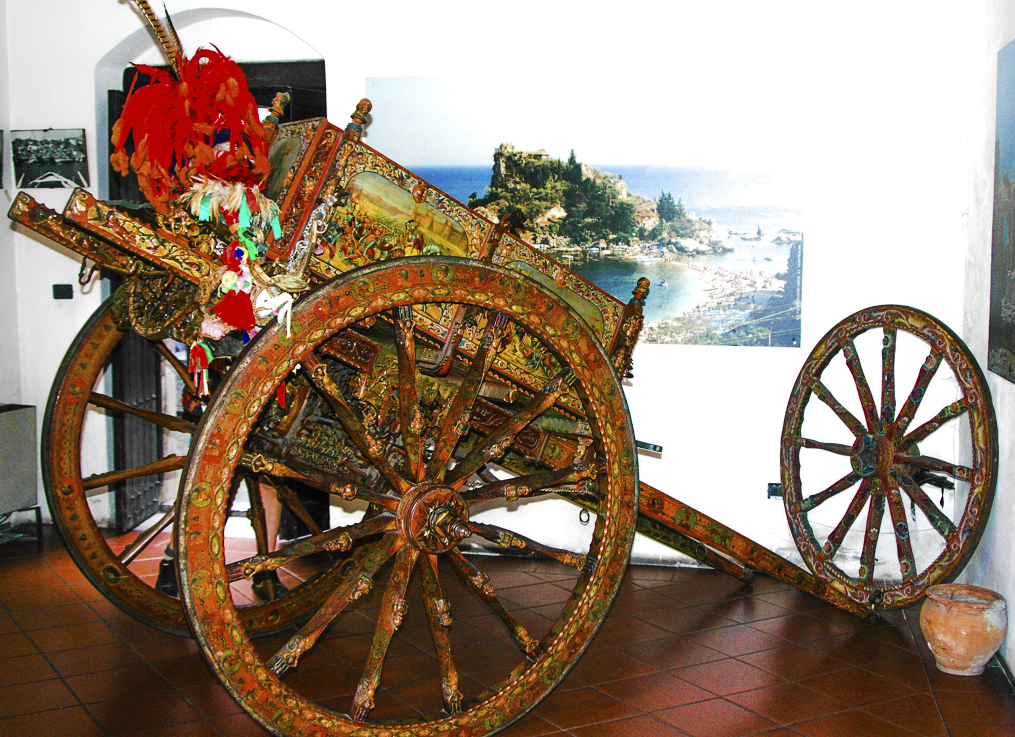 Sicilian Cart header original