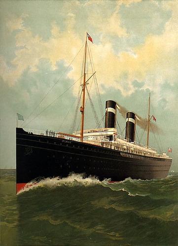 Poster do filme O Navio Branco
