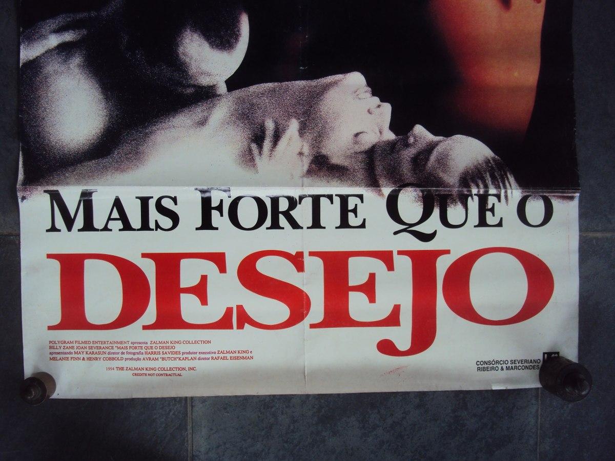 Poster do filme Mais Forte Que O Desejo
