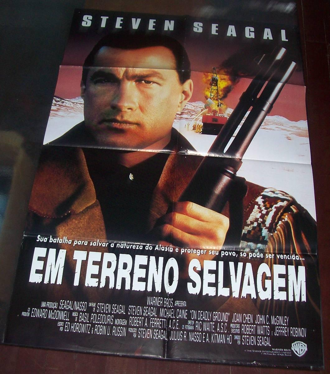 Poster do filme Em Terreno Selvagem