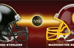 Washington Redskins Vs Pittsburgh Steelers Week 8