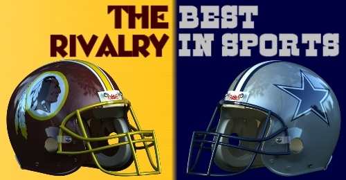 Best Rivalry Redskins vs Cowboys 2013 Promo (Video)