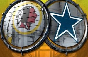 Washington Redskins Vs Dallas Cowboys Week 12