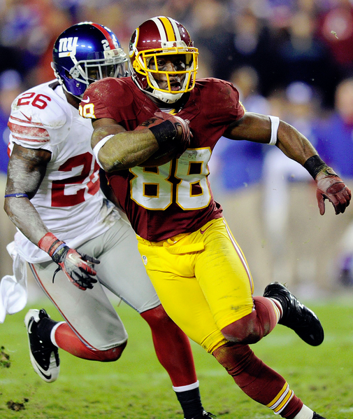 garcongiants Pierre Garcon Brings Wins to the Redskins