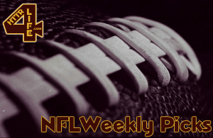 weekly NFL picks