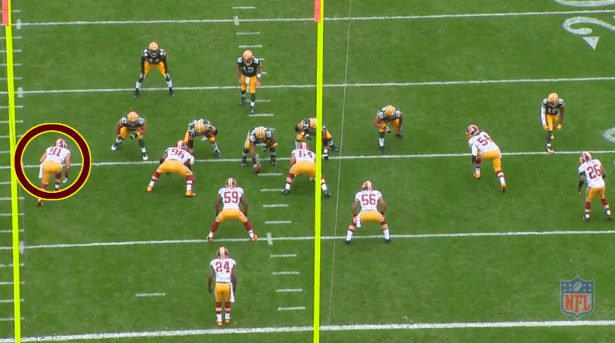 e1 1024x572 Redskins Film Review: Ryan Kerrigans Five Sacks in Four Games