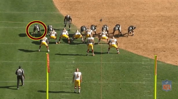 f 1024x573 Redskins Film Review: What Happened on the Blocked Punt?
