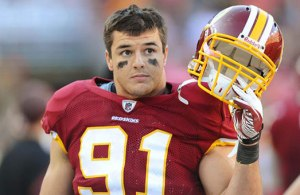 Redskins Will Exercise Fifth Year Option on Ryan Kerrigan