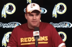 Coach Jay Gruden Post Practice