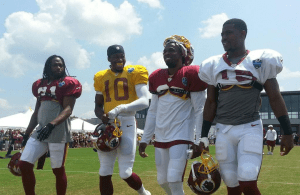 Redskins-Patriots Joint Practice Recap Day 2