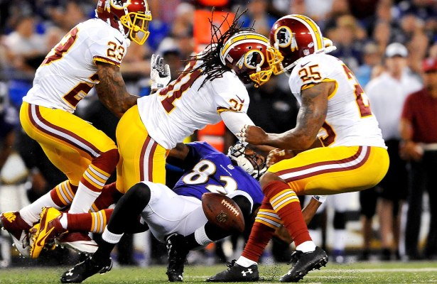 Brandon Meriweather Will Appeal Two-Game Suspension