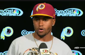 Redskins Press Conferences: DeSean Jackson 9-17-2014