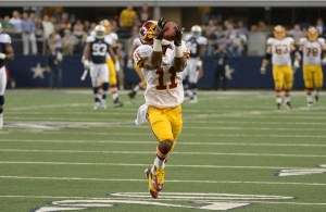 Redskins Release Aldrick Robinson
