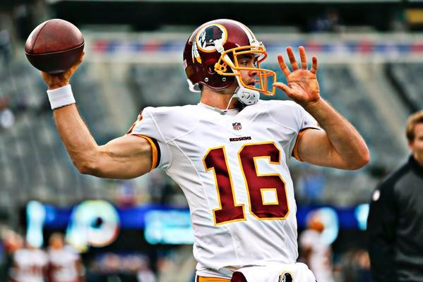 Redskins Place Colt McCoy on IR; Promote LB Jackson Jeffcoat