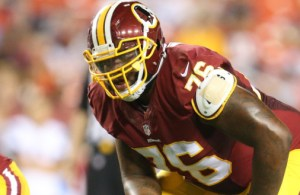 Washington Redskins rookie tackle Morgan Moses Placed on IR With Lisfranc Injury
