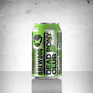 BrewDog DEAD PONY 1x330ml dobozos