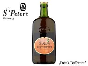 St. Peter's Best Bitter 3.7% 1x500ml üveges