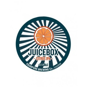 Fourpure JUICE BOX 5.9% 30L KeyKeg
