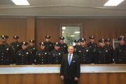 Hudson County Sheriff hires 14 new officers