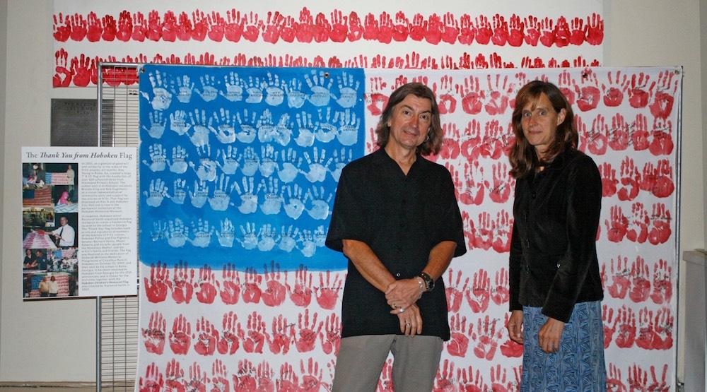 raymond smith-mayor zimmer-thank you from hoboken flag-MA copy