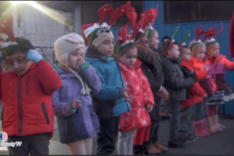 Bayonne Holiday Fest lights up children, tree