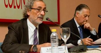 El Defensor del Pueblo Andaluz, José Chamizo. (Julián Pérez)