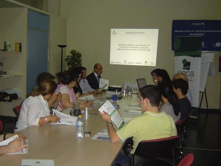 Reunión en Aracena