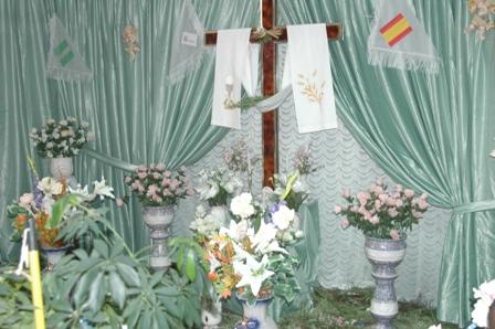 Cruz del Lazareto.